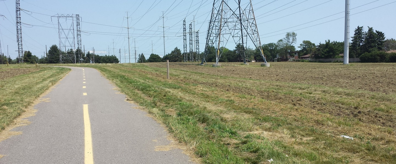 Meadoway multi-use trail